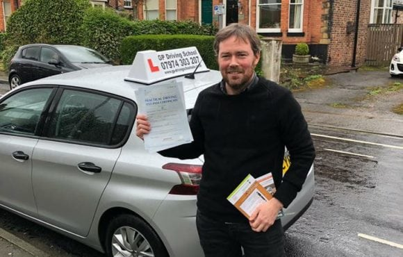 Congratulations to Jack Smith who passed his driving test on 25/05/2018 in sale with trainee instructor Kieth well done guys