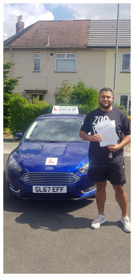 Driving Instructors Ashton Upon Mersey