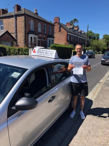 driving lessons clock face warrington