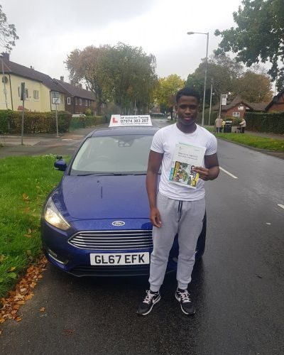 driving school wythenshawe