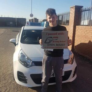 driving lessons baguley